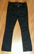 Ladies Joe's Jeans Size W25 Dark Wash Inseam 33