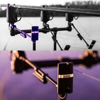 Carp Fishing Bite Alarm Swinger Hanger LED Bite Indicator Fishing Tackle UK