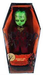MEZCO LIVING DEAD DOLLS Series 32 Earnest Lee Rotten  NEW in Sealed Box