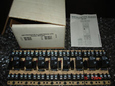 Air Products & Controls,MR-808/T, 24VAC coils, 12Amps @ 120VAC, New in Box