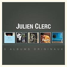 Julien Clerc - Original Album Series (NEW 5CD)