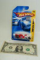 Hot Wheels Mainline 2008 New Models Red Ratbomb - L9919