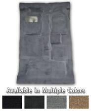 Toyota 4Runner 4 Door Passenger Area Cutpile Replacement Carpet - Choose Color
