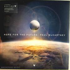 "BEATLES Paul McCartney 12"" Hope For The Future UK 5 TRACK Vinyl EP SEALED"