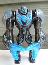 2012 Mattel MAX STEEL Steel Drill Strike Action Figure Collectible Boys Toy 7""