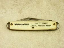 Vintage Advertising Pocket Knife - Ford Motorcraft