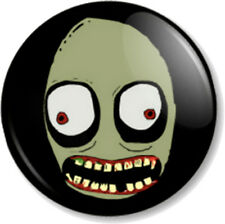 Salad Fingers 25mm Pin Button Badge Cartoon Geek Emo Gothic Spoons Alternative