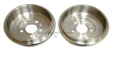 FORD FOCUS MK2 1.4 1.6 1.8 TDCi 2005-2010 REAR 2 BRAKE DRUMS NEW SET