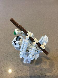 NANOBLOCK Sloth - Nano Block Micro-Sized Building Blocks Kawada NBC-122