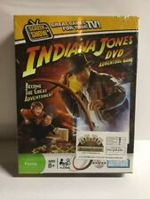Indiana Jones DVD Adventure Game by Hasbro 2008 Edition Complete!