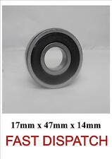 6303 2RS roulement 17 mm 47 mm 14 mm Alternateur ROULEMENT NEUF