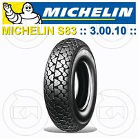 GOMMA MICHELIN VESPA 50 SPECIAL R L 3.00.10 S 83 30010
