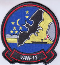 VAW-121 BLUETAILS COMMAND THROWBACK CHEST PATCH
