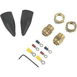 SWA TPBW20S 20S BW Brass Gland Pack with Earthing Nut (2 Per Pack)