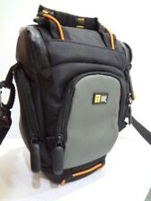 Case Logic SLR Zoom Holster Black Bag -  FREE SHIPPING