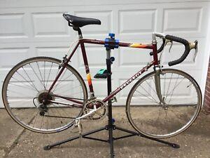 VINTAGE 80's Peugeot 'Galibier' PGN Reynolds 501 Racing Road Bike 1986