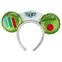 Official Genuine Disney Parks Toy Story Buzz Lightyear Mickey Minnie Mouse Ears