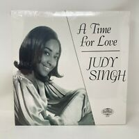 Judy Singh - A Time For Love Vinyl Record LP Canadian Jazz