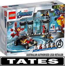 LEGO 76167 Iron Man Armory Marvel Avengers Superheroes from Tates Toyworld