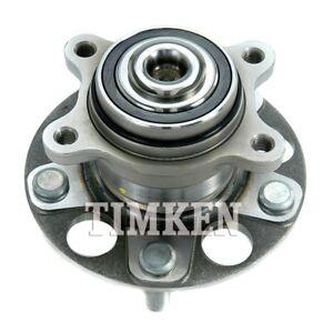 Wheel Bearing and Hub Assembly-FWD Rear Timken HA590164