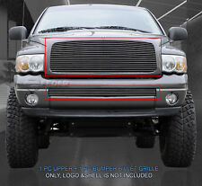 Billet Grille Combo Grill Insert For Dodge Ram 1500 2006 2007 2008