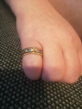 9ct Gold Eternity Ring