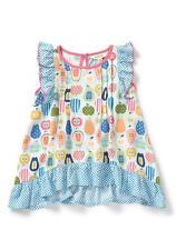Matilda Jane QUIZ ME TUNIC 10 Girls Apple Top Flutter Make Believe NWT
