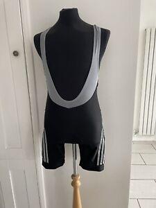Adidas Padded Cycling Bib Shorts Size M