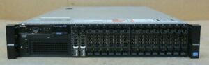 Dell PowerEdge R720 Six-Core E5-2640 2.50GHz 48GB Ram 2x 300GB 10K HDD 2U Server