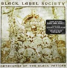 Catacombs of the Black Vatican by Black Label Society (CD, Apr-2014)