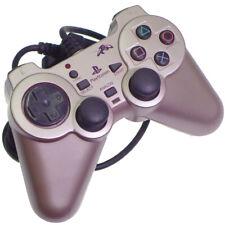 Sony PlayStation 2 Fujiwork ANALOG RENSYA Metal Pink Controller PS2 Japan Import