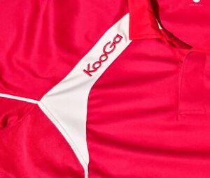 Kooga Polo Shirt - Red XL