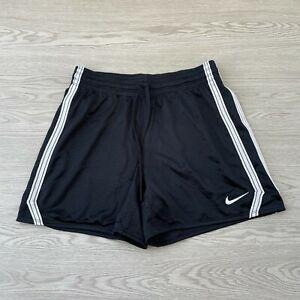 Nike Dri-Fit Women's Sports Shorts - XS - Black - Gym Running Activewear