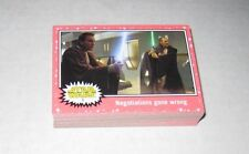 2015 Star Wars Journey the Force Awakens Neon Pink Parallel Card #1-110 YOU-PICK