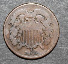 BIG 2 Cent Madness Sale - 1864 US 2 Cent Piece BIG 2 Cent Madness Sale - 1864 VG
