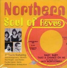 NORTHERN SOUL OF REVUE Various Artists NEW SEALED CD (SOUL WORLD) R&B RARE SOUL