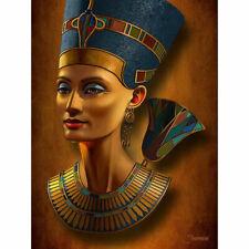 """Diamond Painting - Diamant Malerei - """"Ägypten - Vollbild"""" (8346)"""