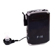 Mini Apparecchio Acustico Auricolare Amplificatore Sonoro Udito Orecchio