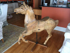 Dentzel Mare Antique 1894 Hand Carved wooden Carousel Horse  exquisite