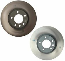 For Porsche Cayenne 2011-2016 Pair Set of 2 Front Disc Brake Rotors OE Supplier