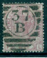 Großbritannien, Königin Victoria Nr. 47 gestempelt