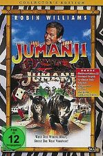 Jumanji - Collectors Edition - Robin Williams - DVD - NEU - OVP
