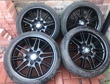 """BMW 18"""" M5 STYLE 65 ALLOY WHEELS E36 E46 Z3 Z4 5X120 E39 M5"""