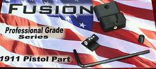 Ruger SR1911 Sight Set - 1 Dot rear, Tritium front - 'U' notch .375 x .125