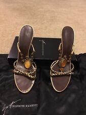 Women's Giuseppe Zanotti Design Sandal Size 40