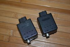 Lot 2x Nintendo RF Modulator Adapter Official NUS-003 for SNES N64 and GameCube