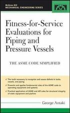 Fitness-for-Service Evaluations for Piping and Pressure Vessels: ASME Code