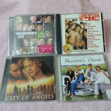 Music from Valentines Day, American Pie, Dawson Creek and City of Angels CD's