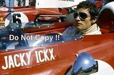 Jacky Ickx Ferrari 312 B2 British Grand Prix 1972 Photograph 3