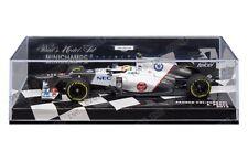 Minichamps 1:43 Formula 1 Sauber C31-Ferrari S Perez 2012 Collector's Packaging